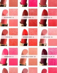 Estee lauder pure color envy sculpting lipstick also round up overview rh temptalia