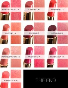 Estee lauder pure color envy sculpting shine lipstick also round up rh temptalia