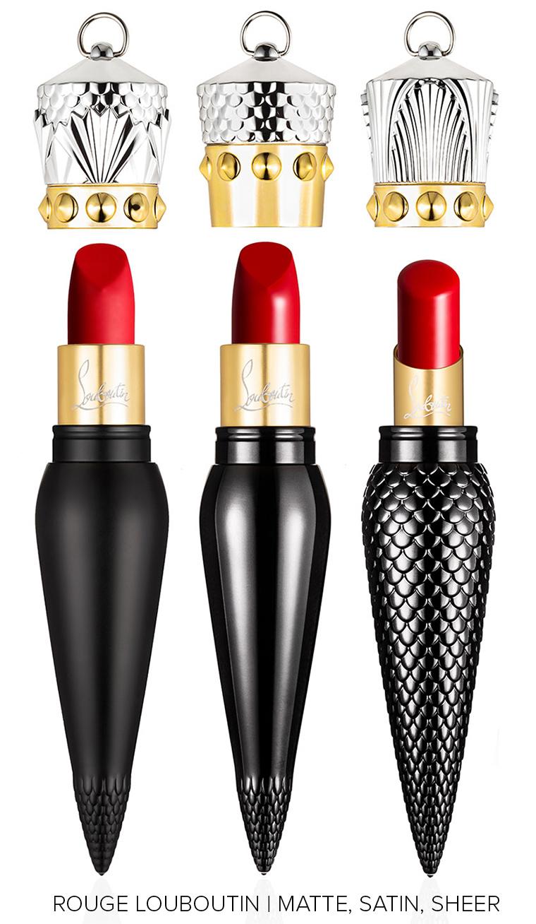 Christian Louboutin Beaute Lip Colour Launches