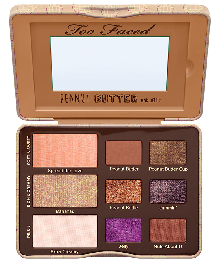 Too Faced Peanut Butter & Jelly Eye Shadow Palette