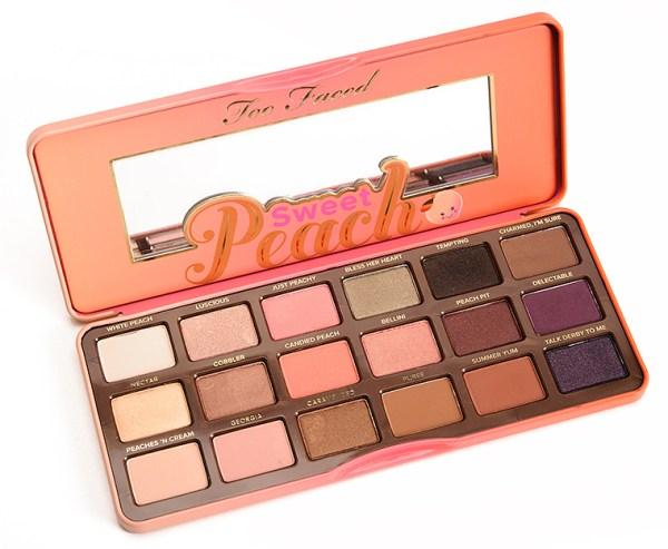 sweet peach palette # 2