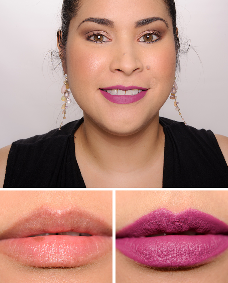 ColourPop Boa Back Up Climax Matte X Lippie Stix Reviews