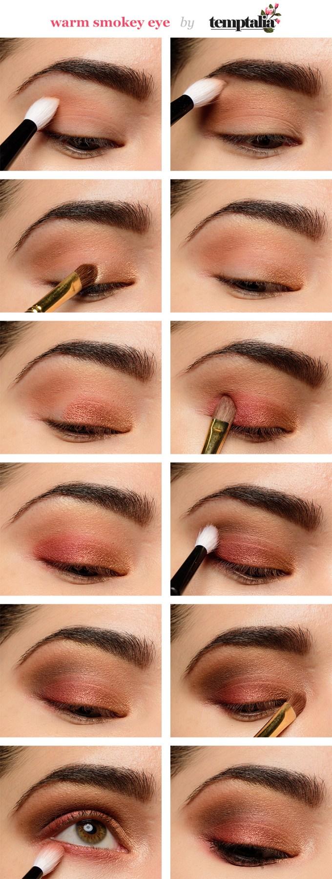 eye makeup for beginners: step-by-step tutorial (2019