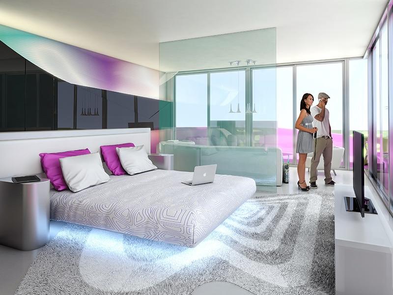 Temptation resort & spa new rooms