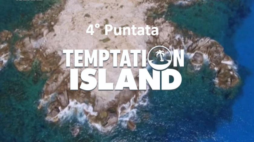 temptation island quarta puntata copertina