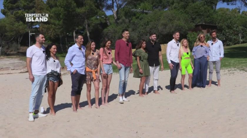 temptation island 2019 prima puntata coppie