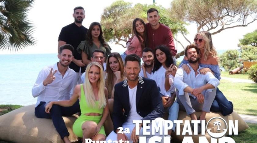 temptation island 2019 seconda puntata