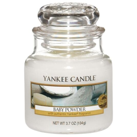 Yankee Candle Baby Powder Small Jar Candle