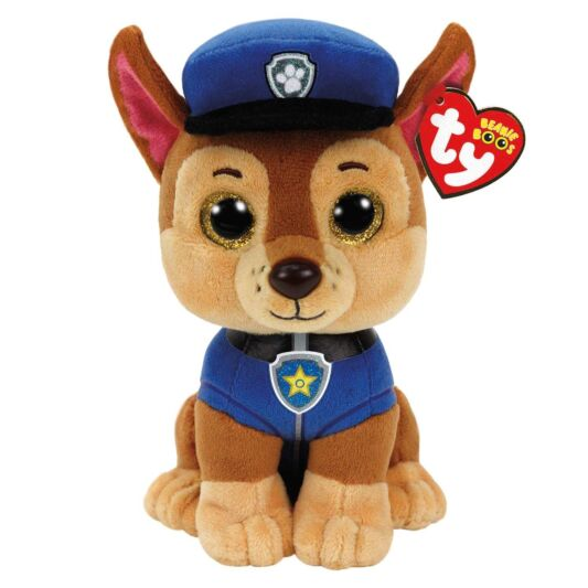 Ty Chase Paw Patrol Beanie Boo Temptation Gifts