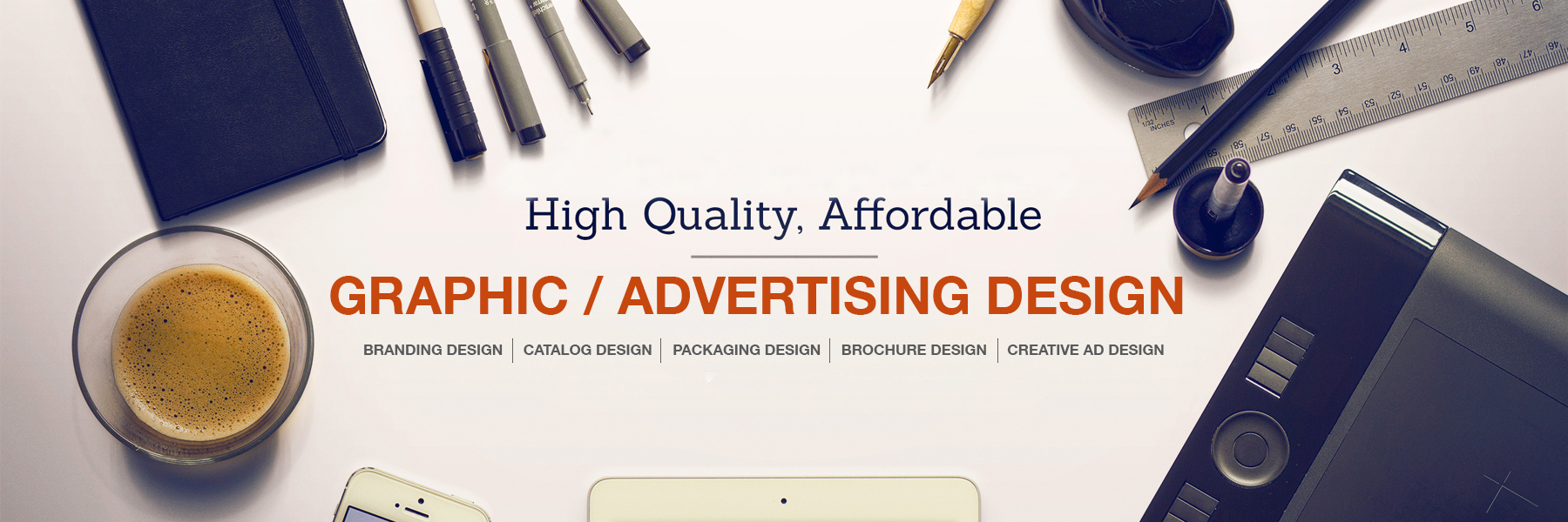 advertising graphic designer installer