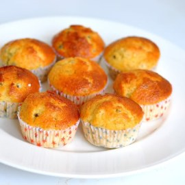 Passionfruit Muffins For Me