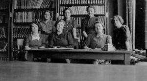 bibliothecaresses geheugen van nederland