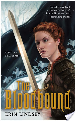 Review: The Bloodbound by Erin Lindsey