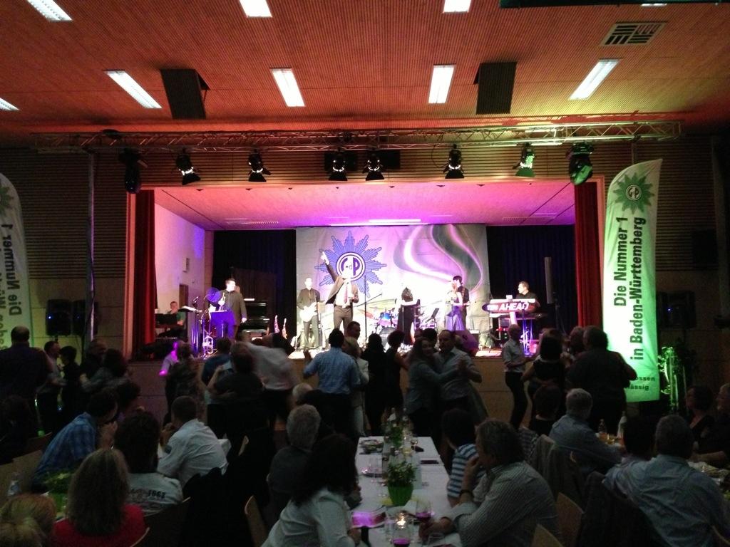 Liveband Baden-Württemberg, Coverband Köln, Partyband NRW