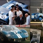 Nsr 1080 Ford Gt40 Mk2 No 6 Bianchi Andretti Le Mans 24hrs 1966