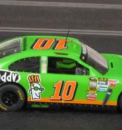 scalextric a10146s300 chevrolet impala ss nascar stewart haas racing 99 godaddy  [ 1280 x 700 Pixel ]