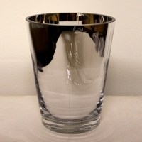 Short Mirrored Vase - Ten and a Half Thousand Things