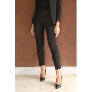 pantalone jaquard c28t10