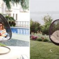 Outdoor Wicker Swing Chair Wood Folding Top 10 Best With Stand In 2019 Reviews