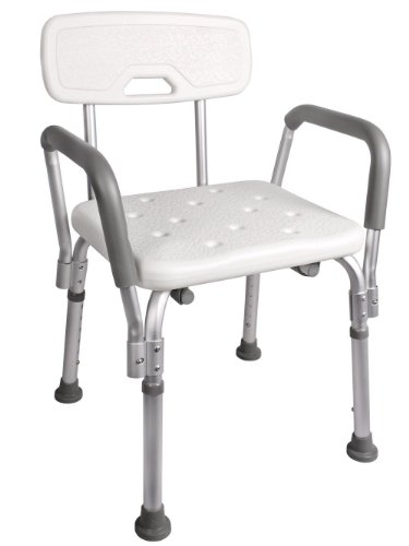shower chair for elderly best nursing chairs the absolute benches in 2018 - (reviews & guide)