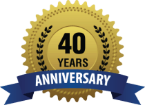 Image result for 40th anniversary of business