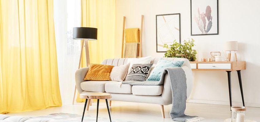 le tende per interni hanno un enorme potenziale, spesso trascurato, nell'arredamento di una casa. Rendere Una Stanza Piu Grande Con Le Tende Tendaggi Di Marco E Angleli