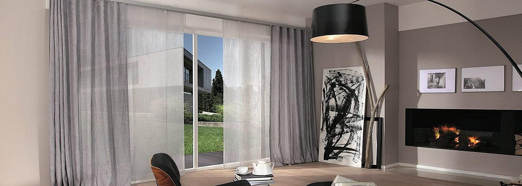 Tende Per Soggiorno Moderne Perfect Idee Tende Per Salone