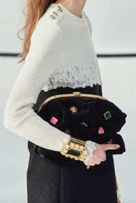Défilé sacs Chanel automne 2020