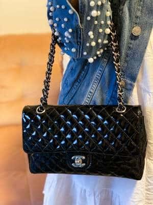 Avis sac Chanel d'occasion
