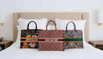 Un regard plus attentif sur le fourre-tout Dior