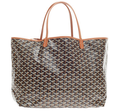Goyard St. Louis Tote GM, 1 325 $ via Rebag