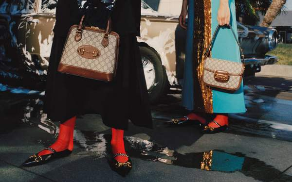 Les nouveaux sacs Gucci 1955 Horsebit sont arrivés