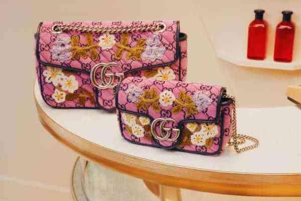 Collection GG Multicolor version colorée du monogramme Gucci