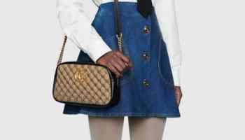 Ce sac à épaule Gucci Marmont est à 850 € et je l'adore
