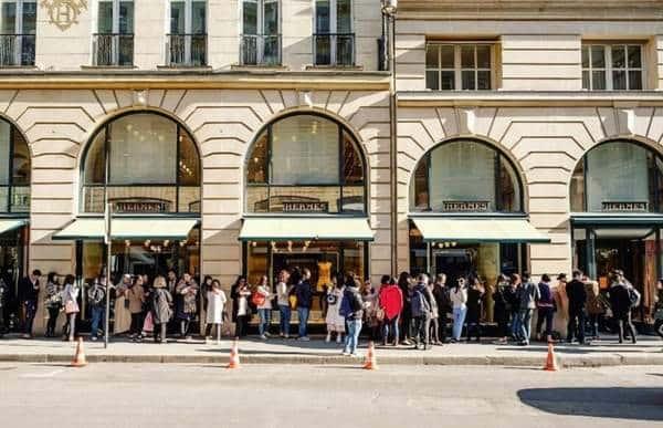 Hermès Faubourg Saint-Honoré