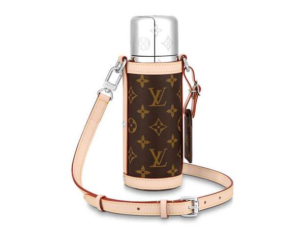 Louis Vuitton bouteille thermos toile Monogram