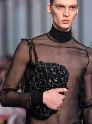 Collection sac à main Valentino Automne 2020 pour homme
