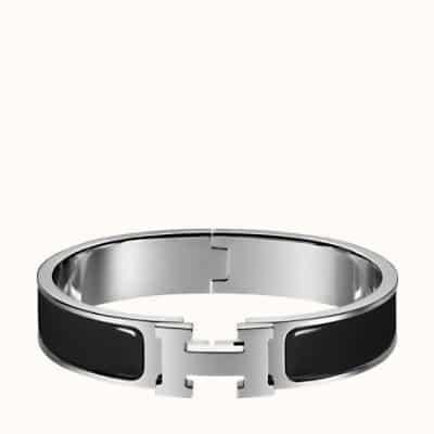 """Bracelet étroit / """"Clic H"""""""