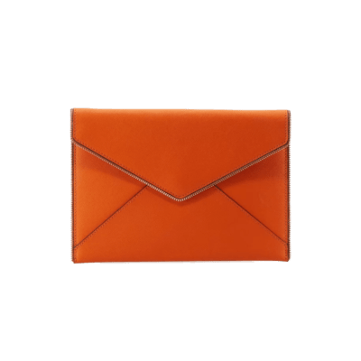 Leo Saffiano - Clutch enveloppe par Rebecca Minkoff