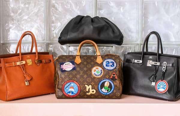 Collection de sac à main