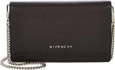 Portefeuille à chaîne Givenchy