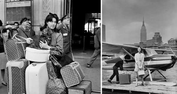 Les premiers jours de Louis Vuitton