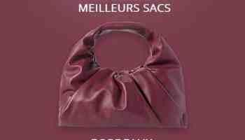 Les 10 meilleurs sacs de couleur Bordeaux actuellement sur le marché