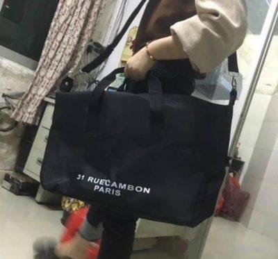 Sac de protection pour voyager avec son sac à main de luxe