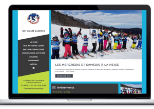 Ski club audois