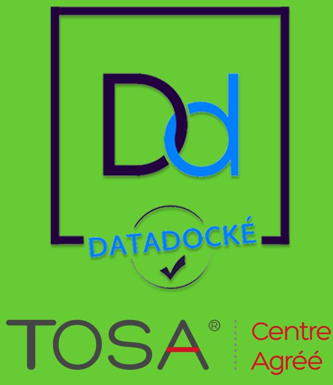 Formation professionnelles prises en charge par les OPCA FAF et plan de formation Datadockée