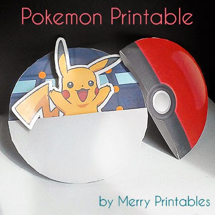 pokemon printable