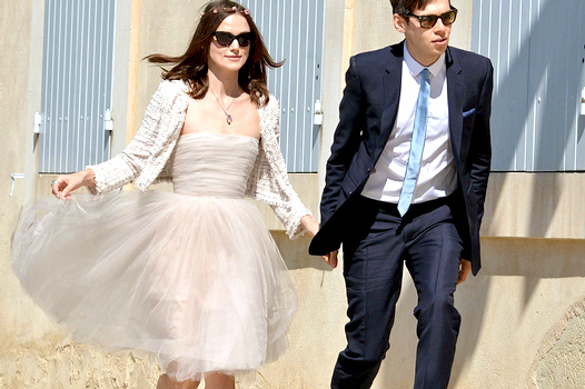Mariage de Keira Knightley et James Righton