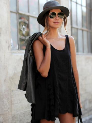 Le Parfait Total Look Noir 155