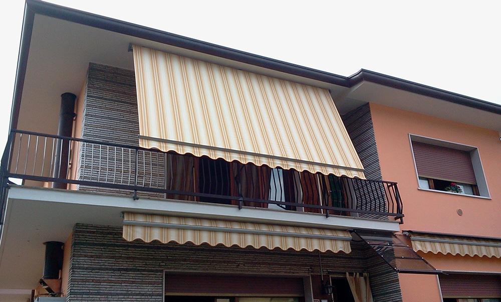 Tende da sole per balconi  Tendasol Brescia  Bergamo